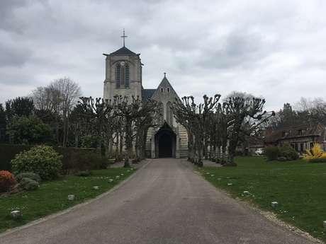 Collégiale Saint-Louis de la Saussaye