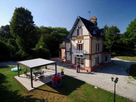Chambres d'hôtes - Manoir à Louviers