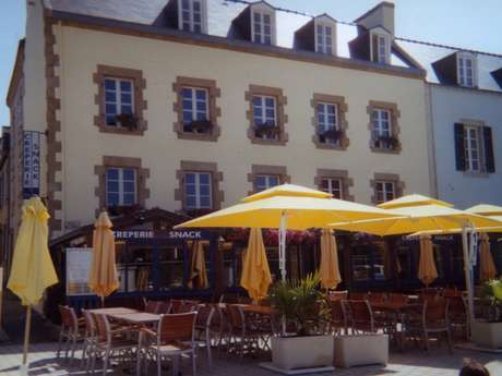 Crêperie  Brasserie Ty Port Rhu