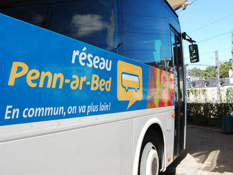 Penn-Ar-Bed,Réseau de transports publics interurbains