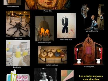Galerie aux ARTS etc - Exposition photographique et de peintures