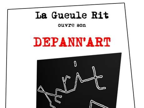 La Gueule Rit ouvre son Dépann'art