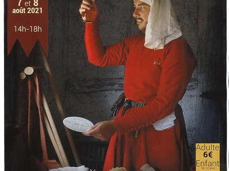 Animations médiévales - Archéosite de Pont-Croix 1358