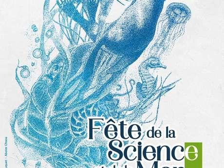Fête de la Science et de la Mer - Conférences par Bretagne Vivante