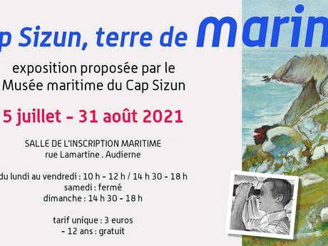 """Exposition """"Cap Sizun, terre de marins"""""""