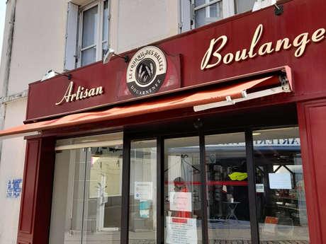 Boulangerie Le Fournil des Halles