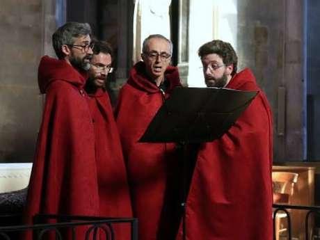 Concert en églises et chapelles - Ensemble Vox in Rama