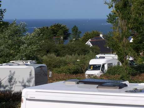 Camping de l'Océan - Plouhinec