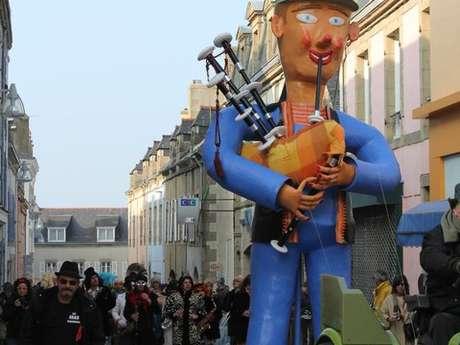 Le Carnaval des Gras à Douarnenez