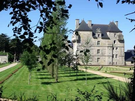 Parc du Château-Manoir de Kerroué