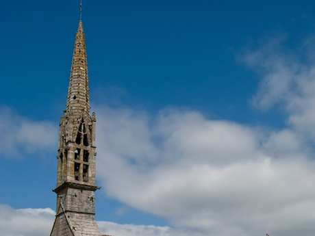 Eglise Saint-Ergat de Pouldergat