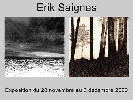 Stage de gravures avec Erik Saignes - Reporté