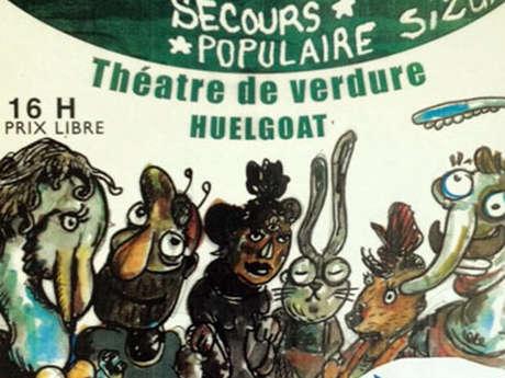 Concert au Théâtre de Verdure