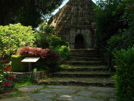 Visite Chapelle du Moustoir