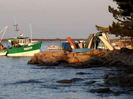Port Saint Sauveur - Ile Grande