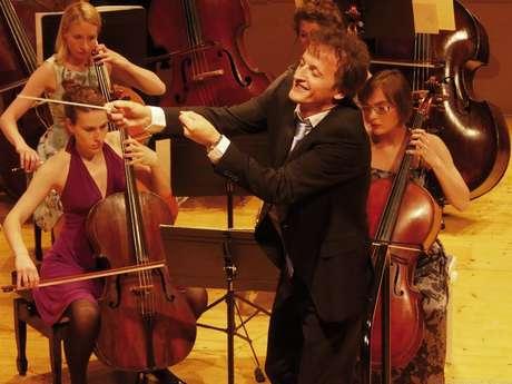 Concert classique - Ensemble Matheus - sous la direction de Jean-Christohe Spinosi