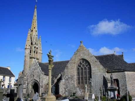Ouverture et visite église St Germain