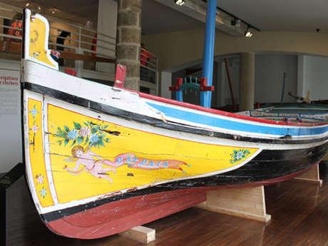 Jeu - Code de la mer avec le Port-musée