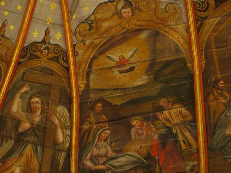 Ouverture de la Chapelle Saint-Michel