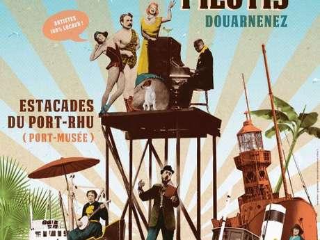 Théâtre - Les Vendredis sur pilotis avec Drôle d'Oiseau