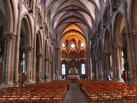 Ouverture église Sacré Coeur