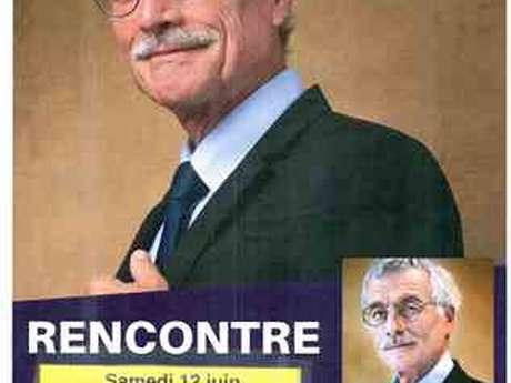 """Rencontre-dédicace avec le juge Renaud Van Ruymbeke au café-librairie """"Sur la Route"""""""