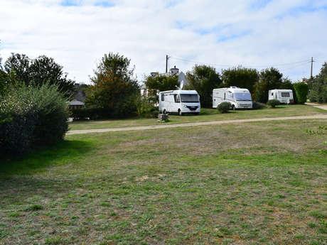Camping à la ferme de Kerguidy Izella - Plogoff
