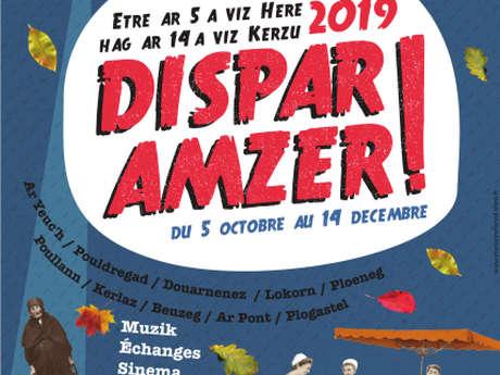 Festival Dispar Amzer 2020 (reporté printemps 2021)