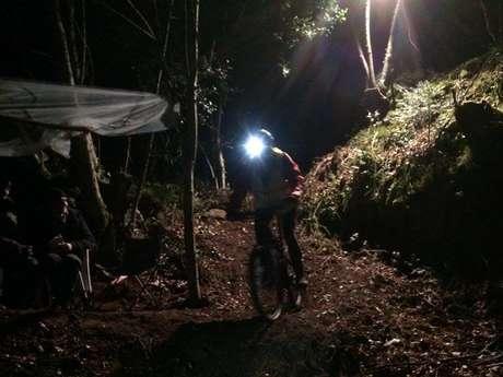 Course vélo - Penn sardin VTT nocturne