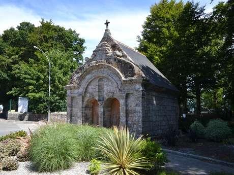 Chapelle Sainte-Croix ou Langroas