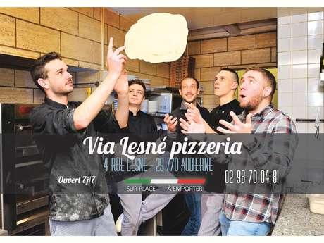 Pizzeria Via Lesné