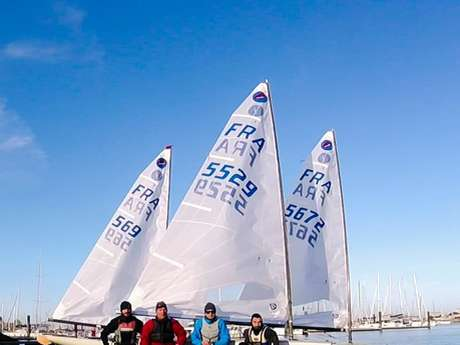 Voile - Interligue d'Automne en Bretagne - classe Europe