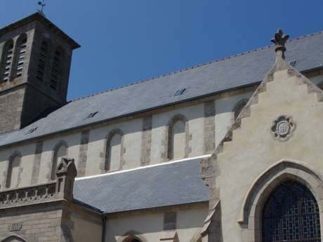 Eglise de Servel