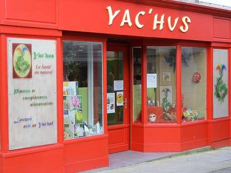 Yac'hus - Produits Naturels
