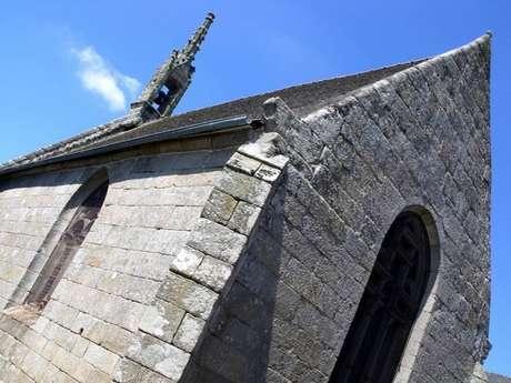 Chapelle et calvaire St Barbe