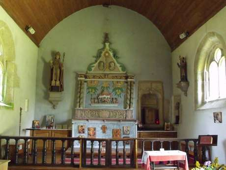 Chapelle St Goulven