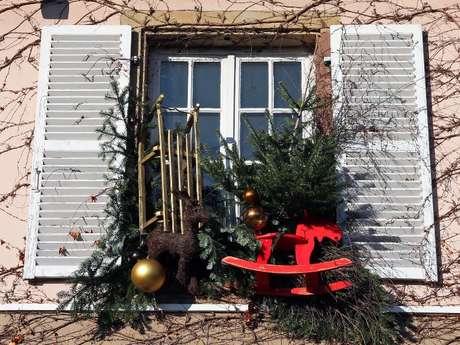 Concours de décorations de Noël