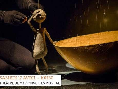 Ficelle - Théâtre de marionettes