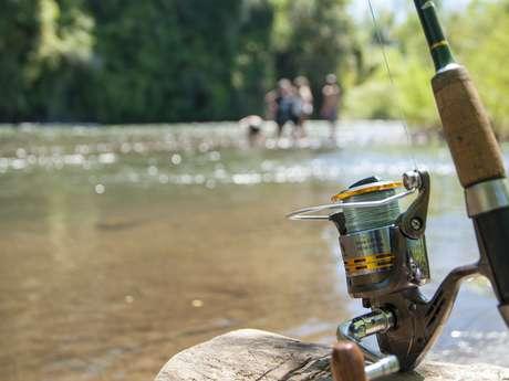 « Je pêche mon premier poisson »