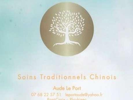 Médecine traditionnelle chinoise - Aude Le Port