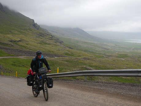 Ciné-conférence : Odyslande, quatre saisons en Islande à vélo