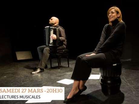 Piaf, l'être intime - Lecture musicale