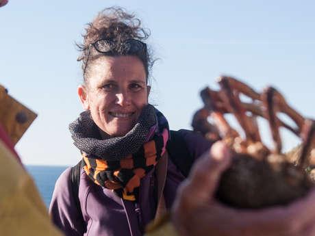 Le pied marin, rando-découverte de la pointe du Raz