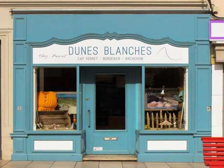 LES DUNES BLANCHES