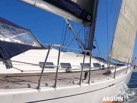 White Pearl - Arguin Sailing