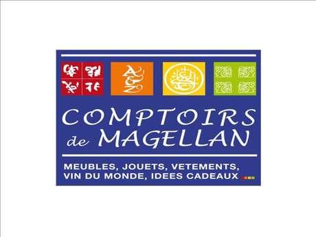 LES COMPTOIRS DE MAGELLAN