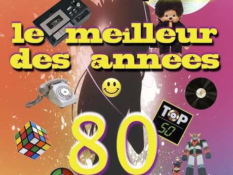 CONCERT GOLDSTAR « LE MEILLEUR DES ANNÉES 80 »