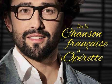 CONCERT MATHIEU SEMPÉRÉ « DE LA CHANSON FRANÇAISE À L'OPÉRETTE »