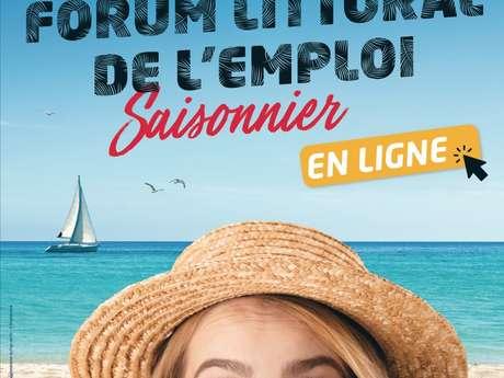 FORUM LITTORAL DE L'EMPLOI SAISONNIER