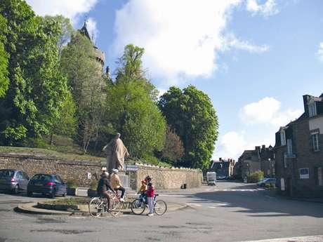 Bretagne Romantique : Circuit du Granit n°1 --> 20